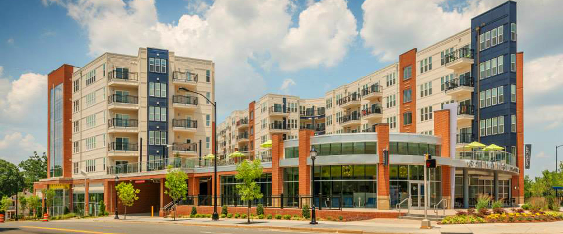 Elegant Gateway West Uptown Charlotte Flats Great Pictures