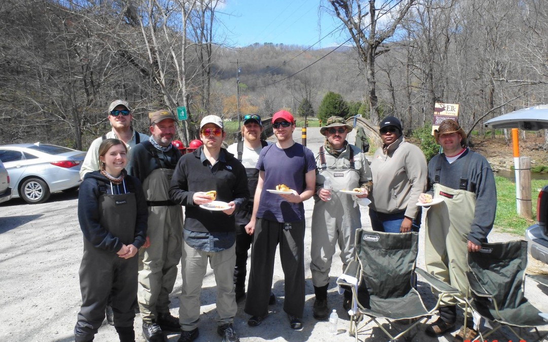 Culture landworks design group pa for Fly fishing cherokee nc